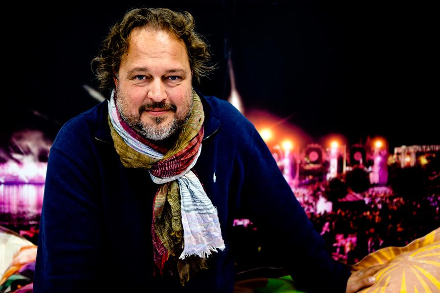 Extrema-oprichter en eigenaar Marcel Mingers