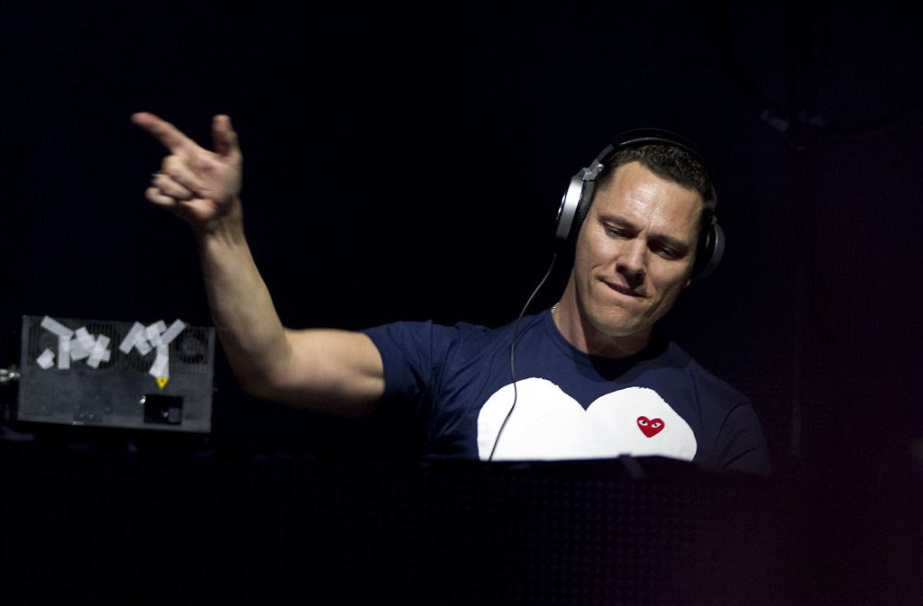 ADE: Tiesto & Calvin Harris in Ziggo Dome