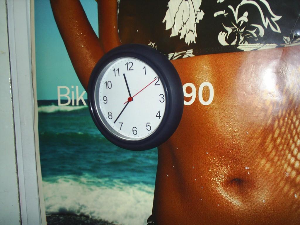 Biki90 klok