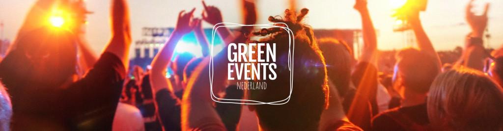 Green Events - festivalseizoen