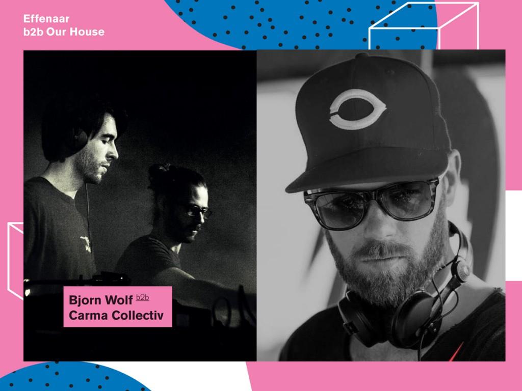 Bjorn Wolf b2b Carma Collective