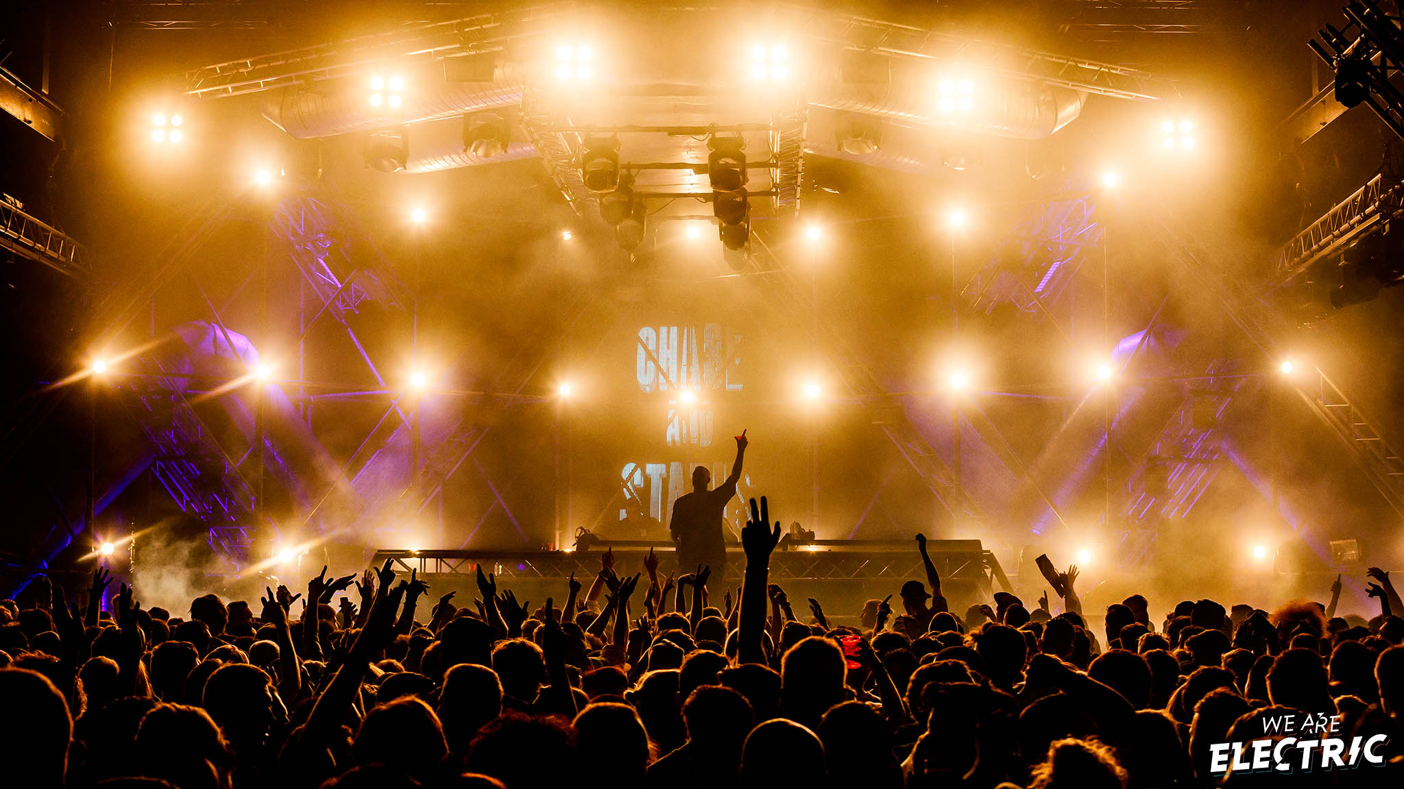 Chase & Status // We Are Electric // Bart Heemskerk