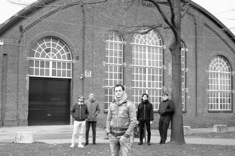 Tilburgse scene: Joep van Gorp (Qanvas) bij Koepelhal
