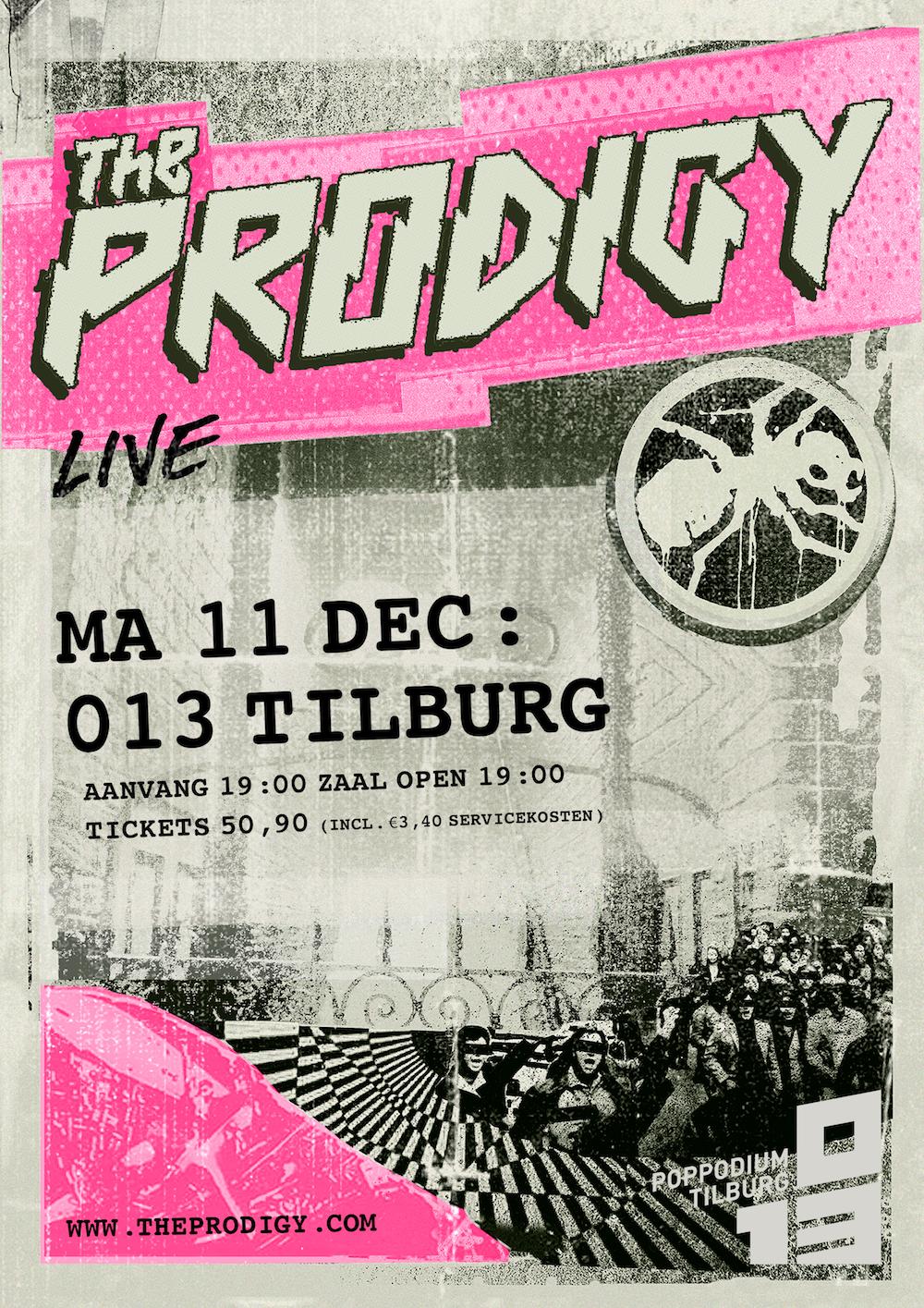 The Prodigy 013