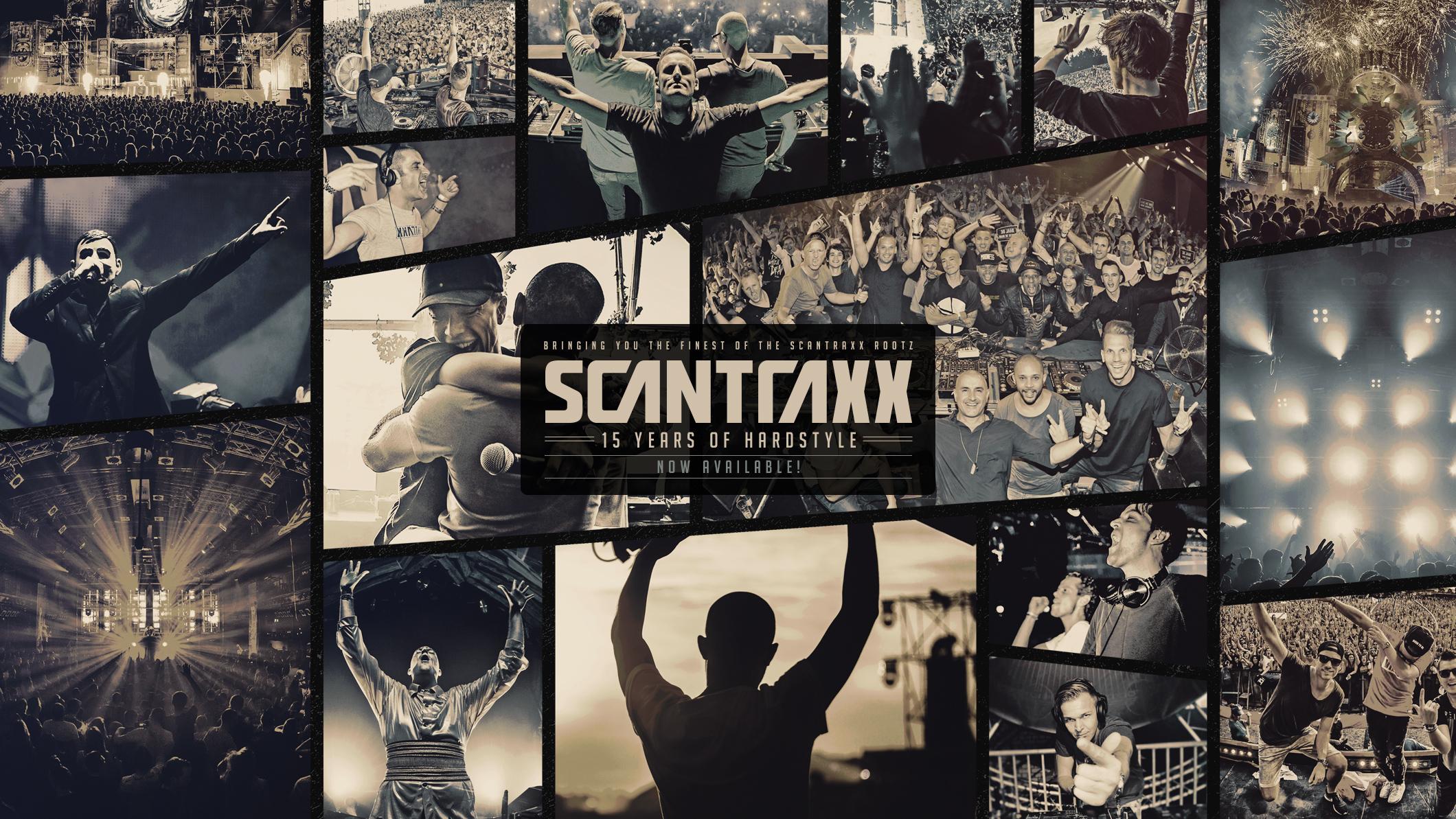 Scantraxx recordz 15 jaar hardstyle in mooie documentaire for Hardstyle house