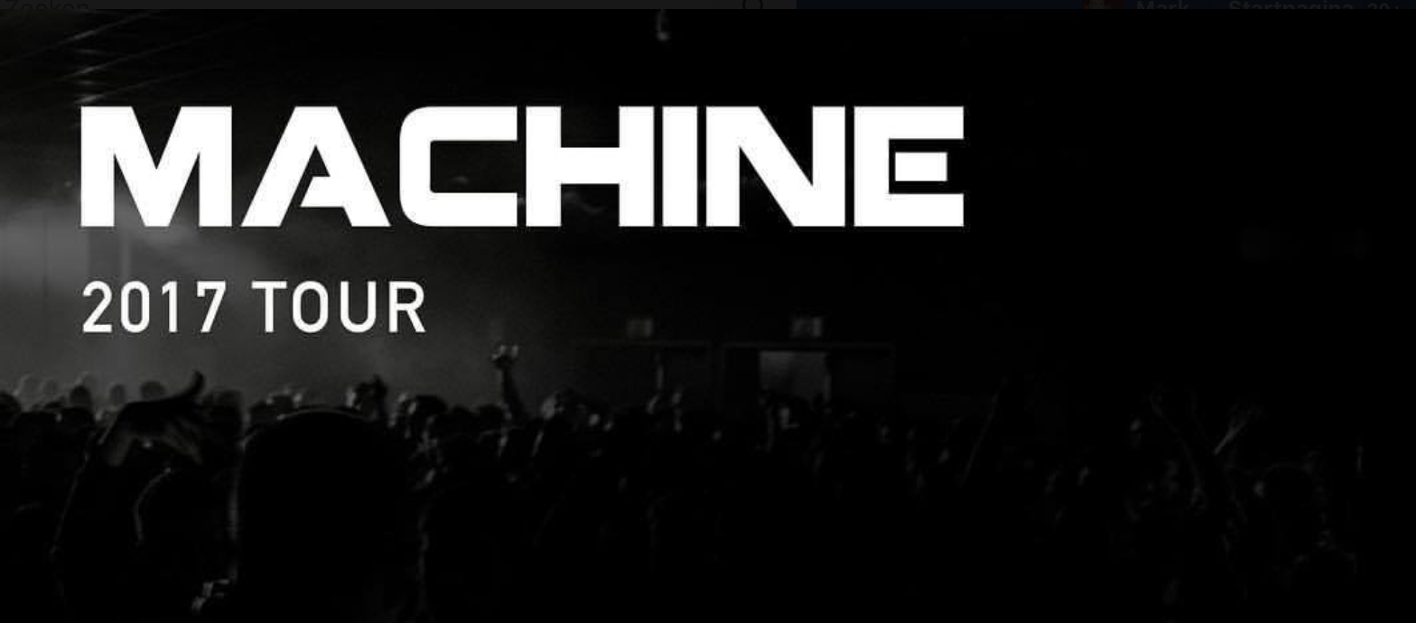 Machine tour