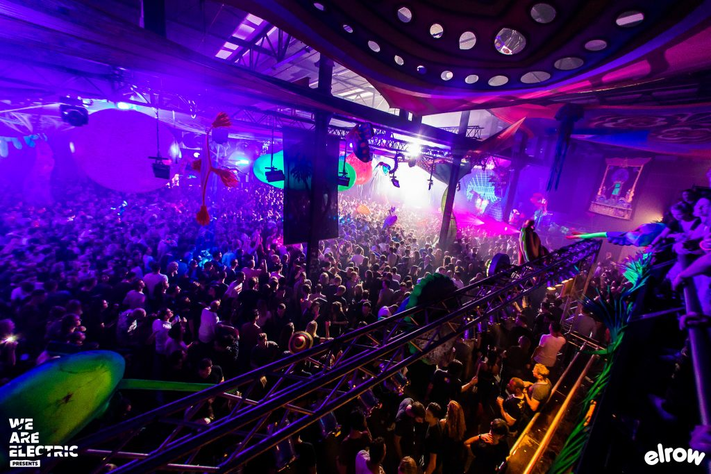 We Are Electric presents elrow