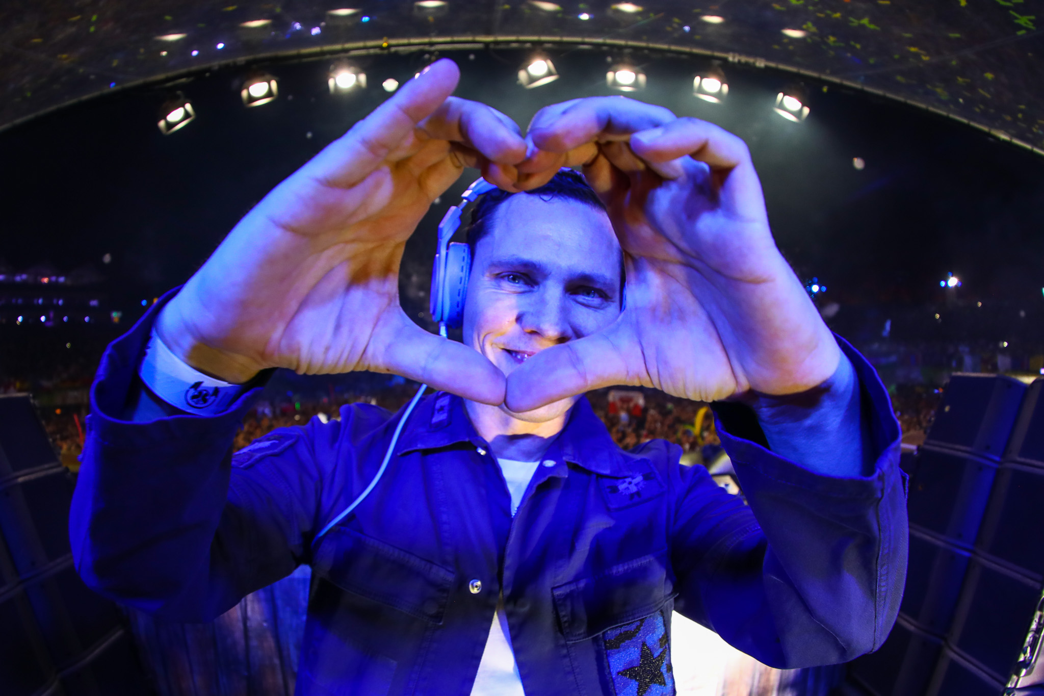 Tiesto Tomorrowland