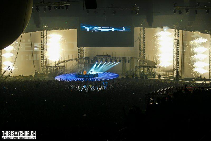 Tiesto In Concert
