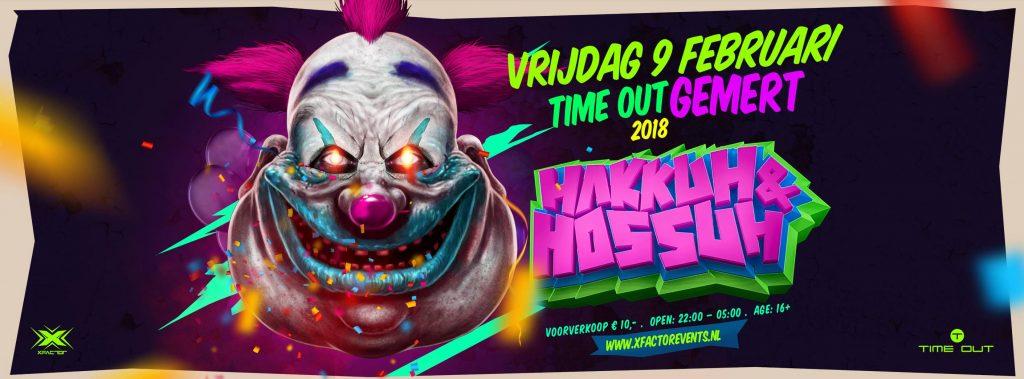 Hakkuh & Hossuh 2018