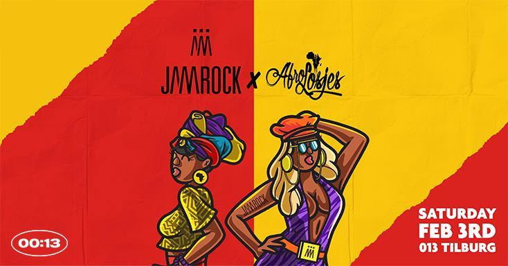 Jamrock Afrolosjes