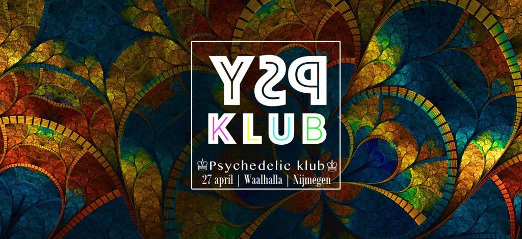 Kingsday Psychedelic Klub Nijmegen Koningsdag