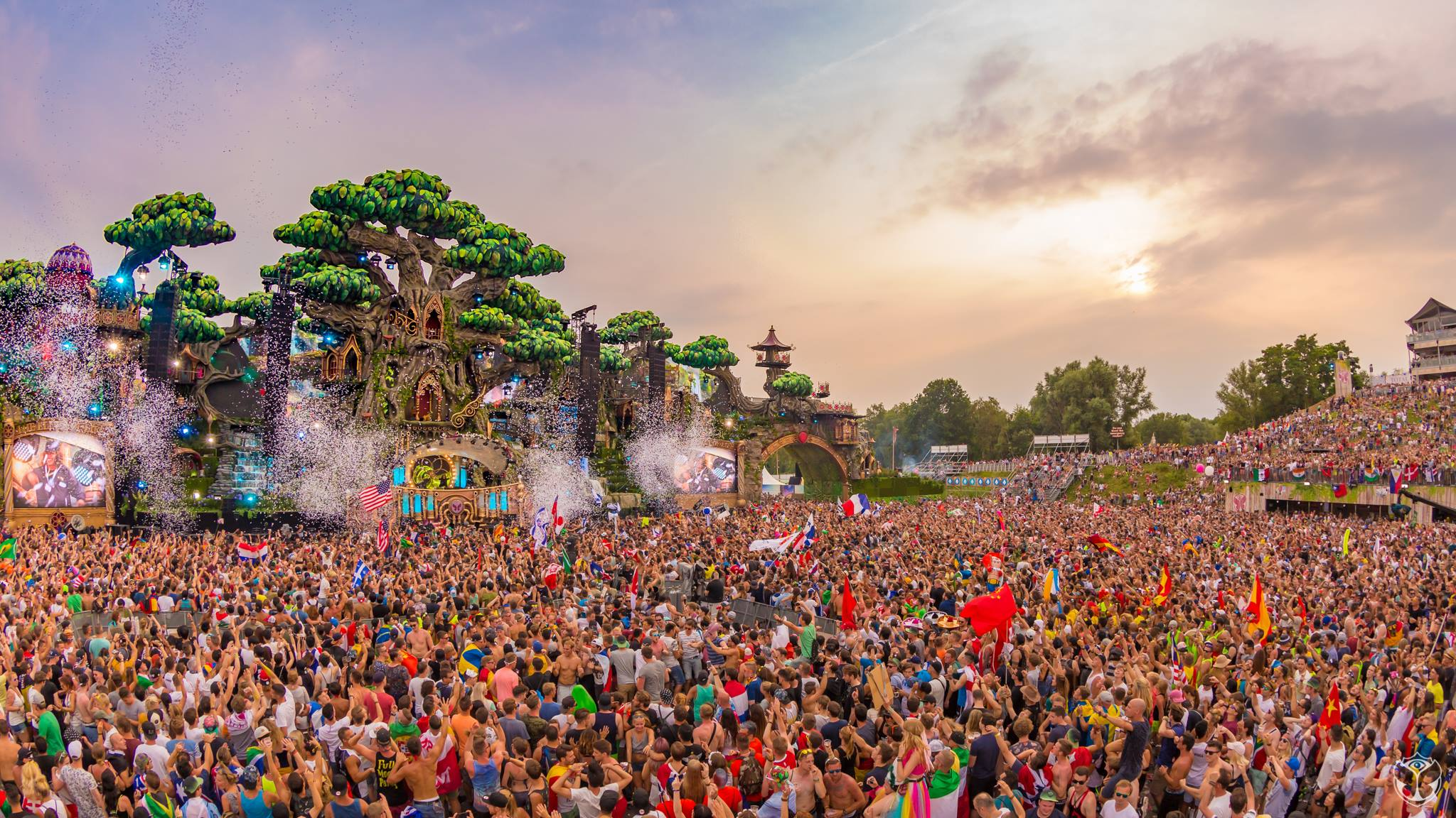 Hans Kuijten 10 Tomorrowland