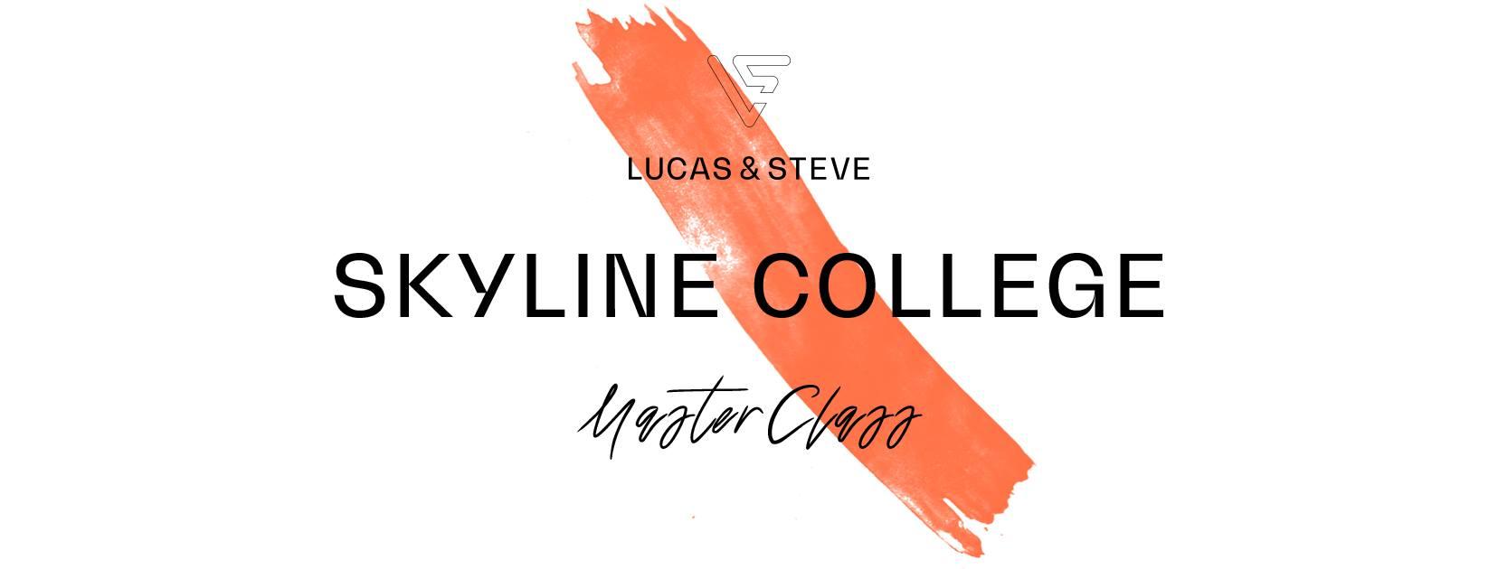 Lucas & Steve Skyline College