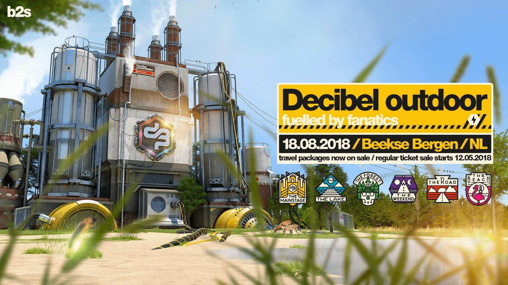 Decibel outdoor festival 2018