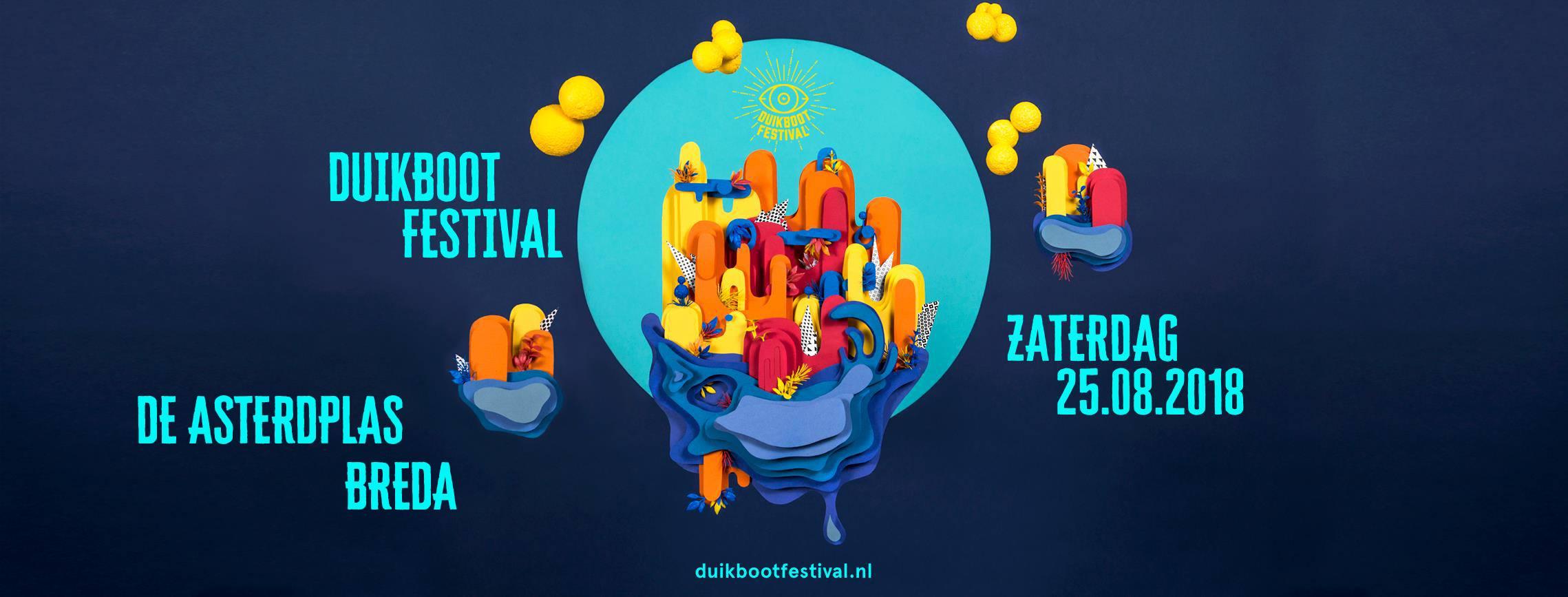 Duikboot Festival partytips