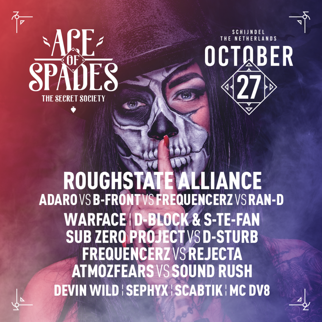 Ace of Spades 2018