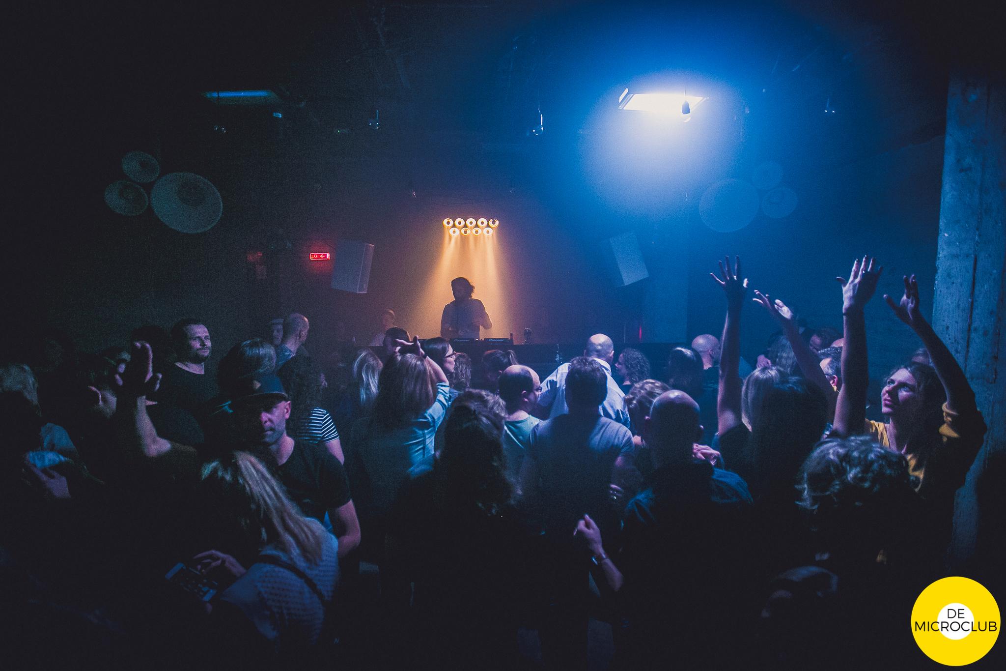 Microclub x Basis