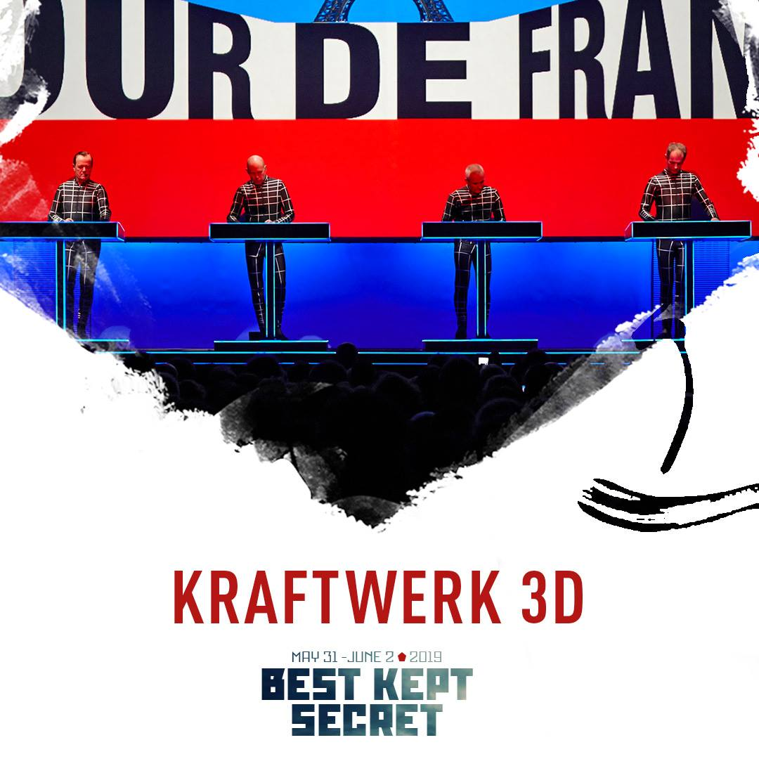 Kraftwerk Best Kept Secret