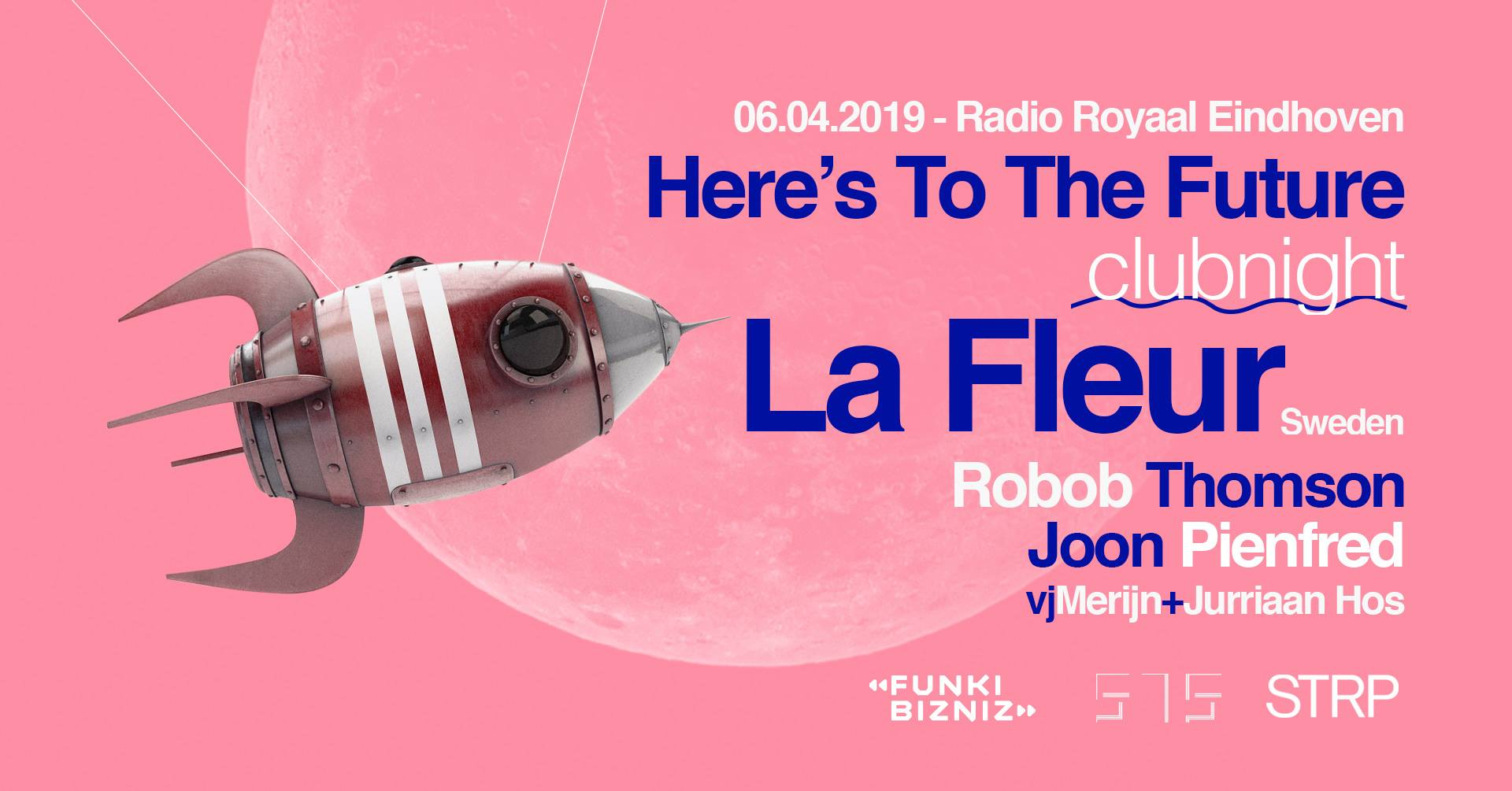 STRP Festival 2019 La Fleur