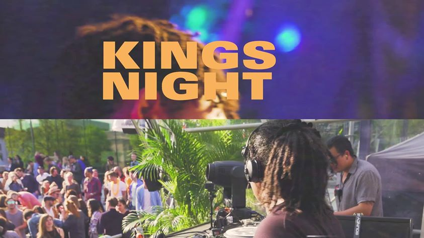 8BAHN Kingsday Kingsnight