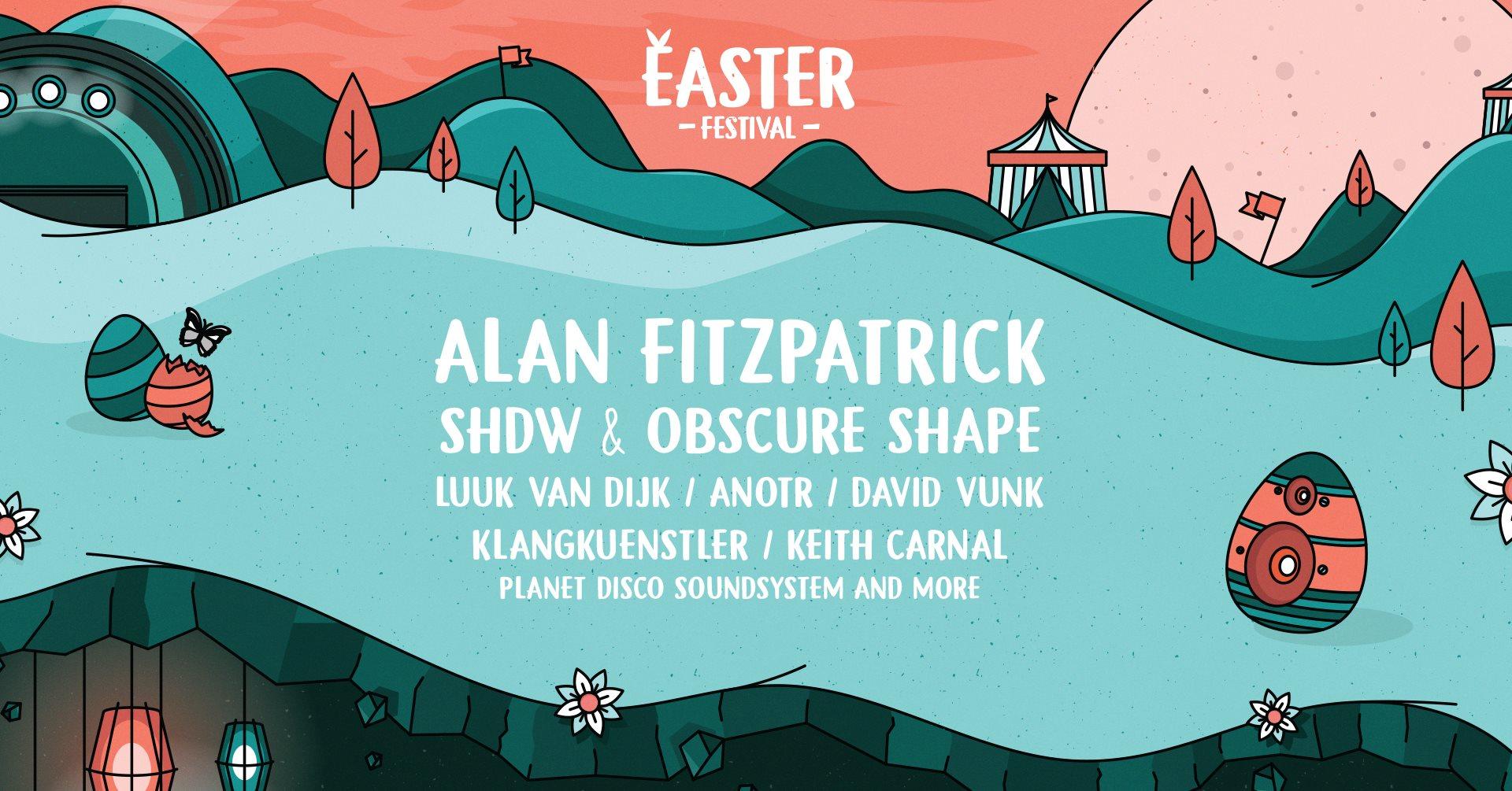 Braaf Easter Festival
