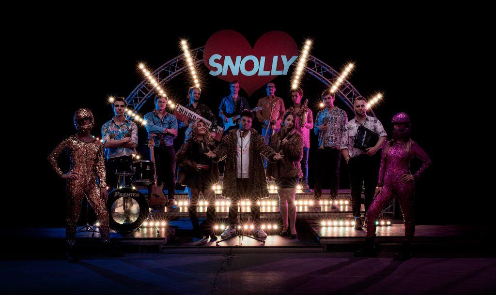 Disco Snolly LIVE