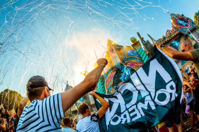 Daydream Festival Nicky Romero