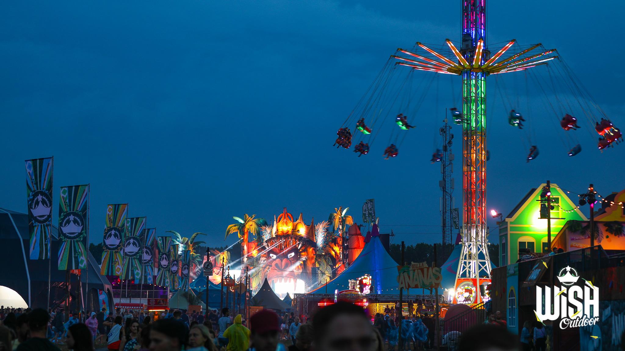 Wish Outdoor Festivalterrein