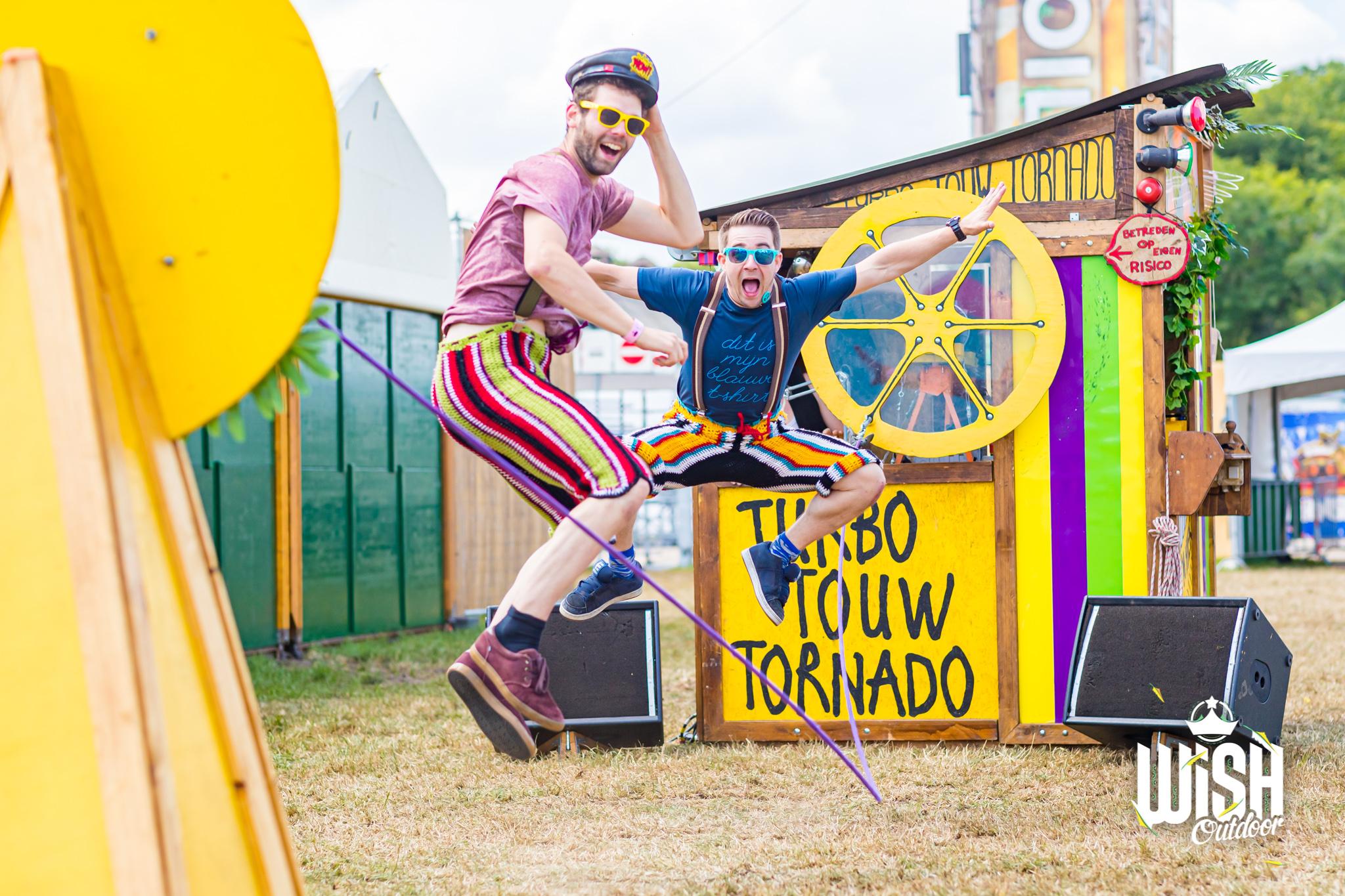 Turbo Touw Tornado