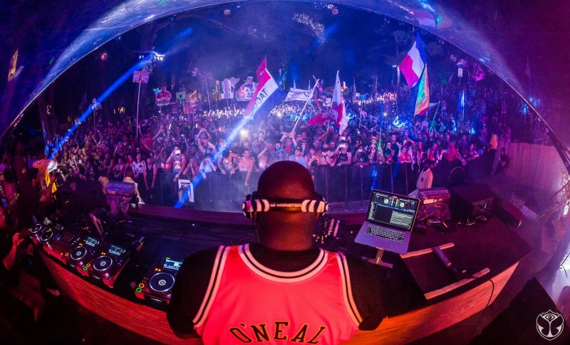 DJ Diesel Tomorrowland