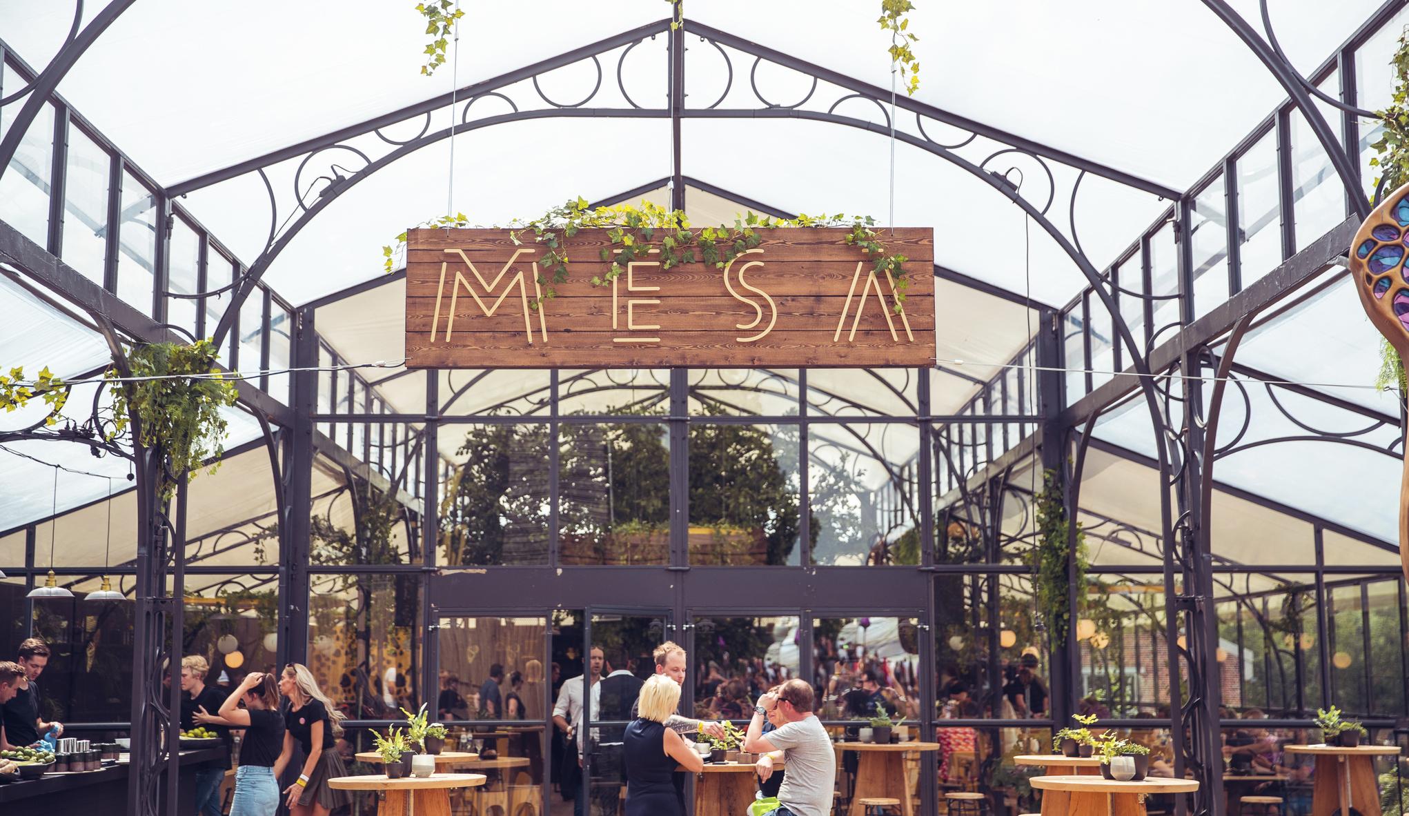 Mesa Restaurant TML 2019