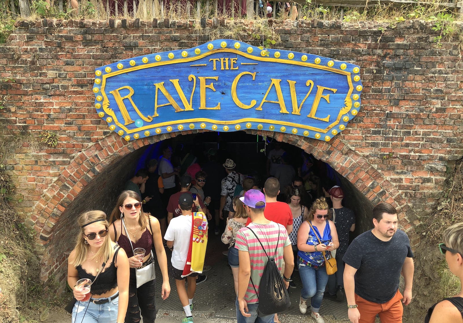 Rave Cave