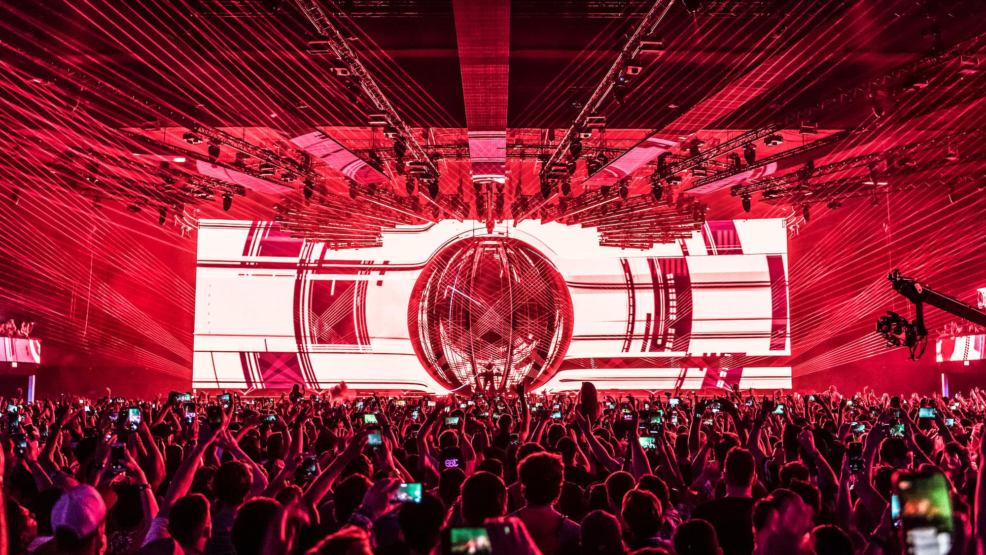 Tomorrowland Eric Prydz HOLOSPHERE