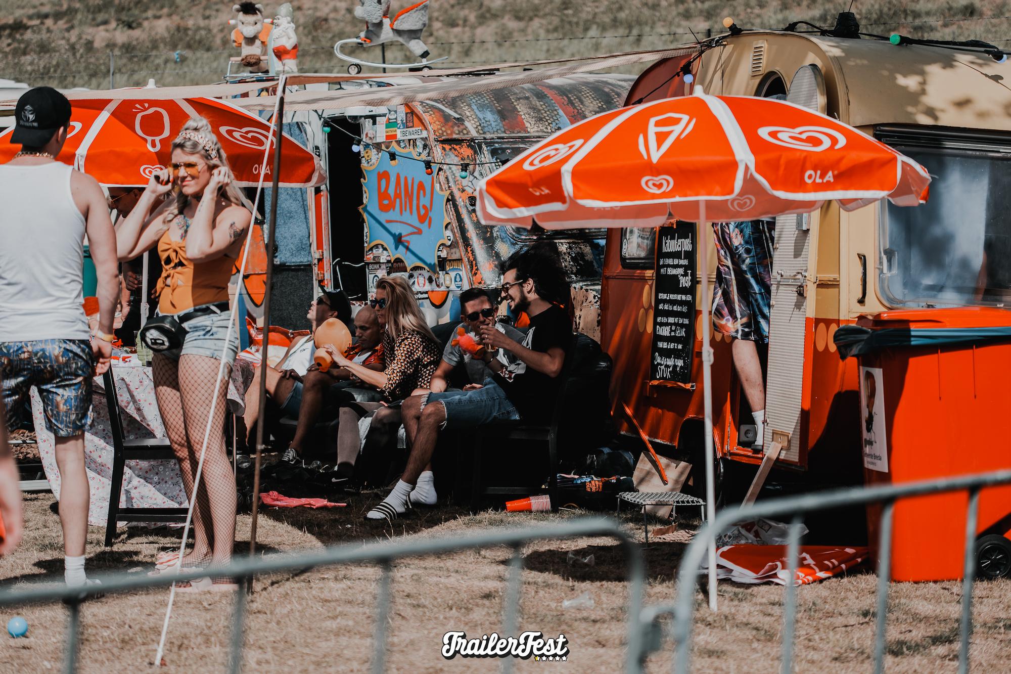 TrailerFest camping