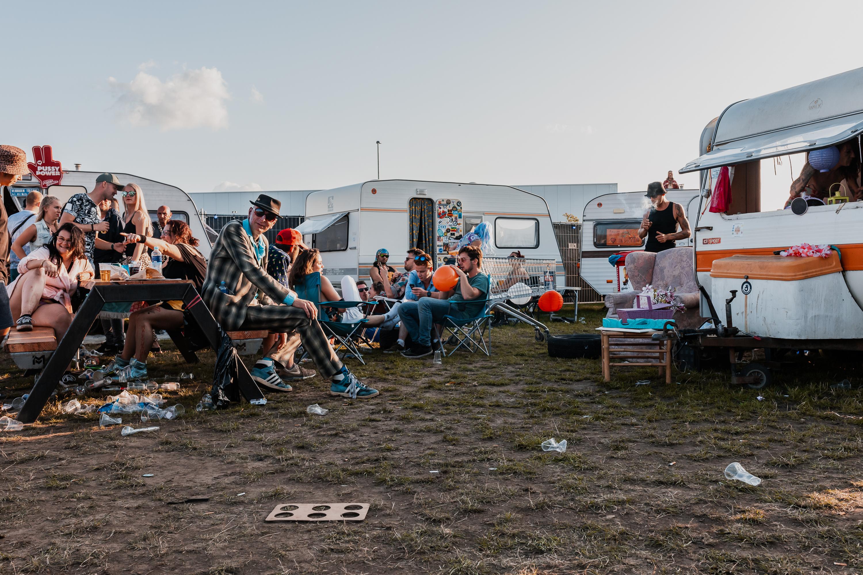 food corner Trailerfest