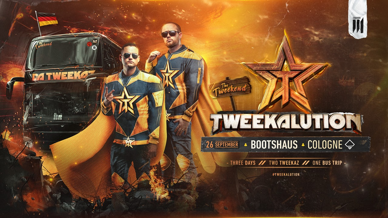 Tweekalution Bootshaus
