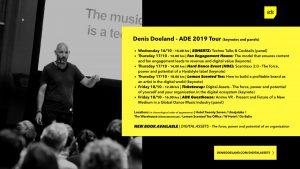 Denis Doeland ADE 2019