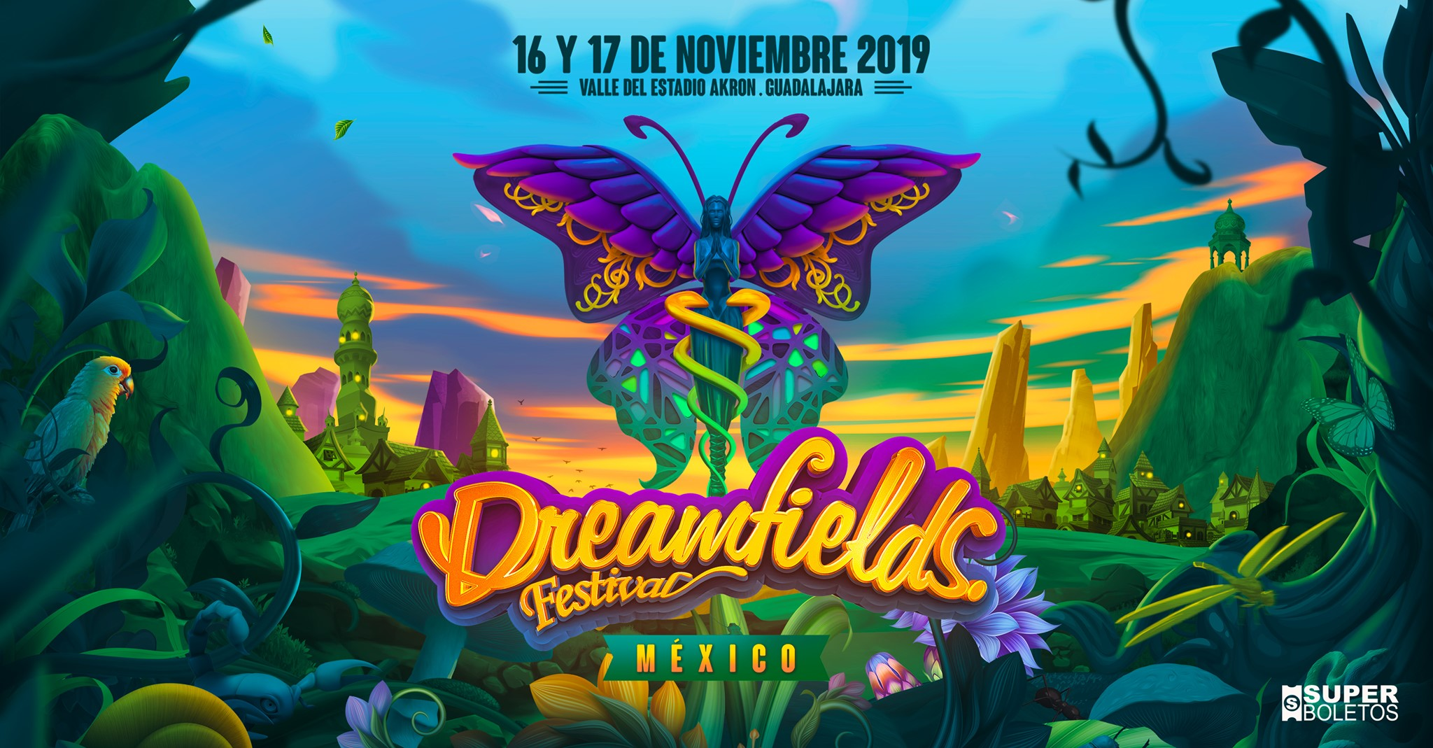 Dreamfields Mexico