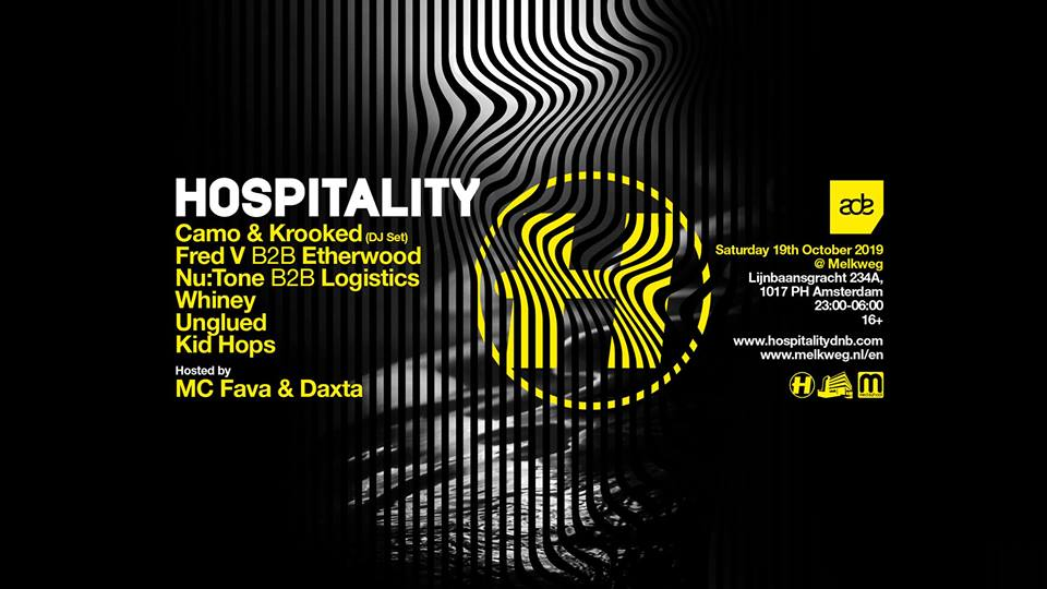 Hospitality ADE 2019 Banner