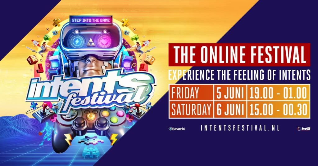 Intents Festival online