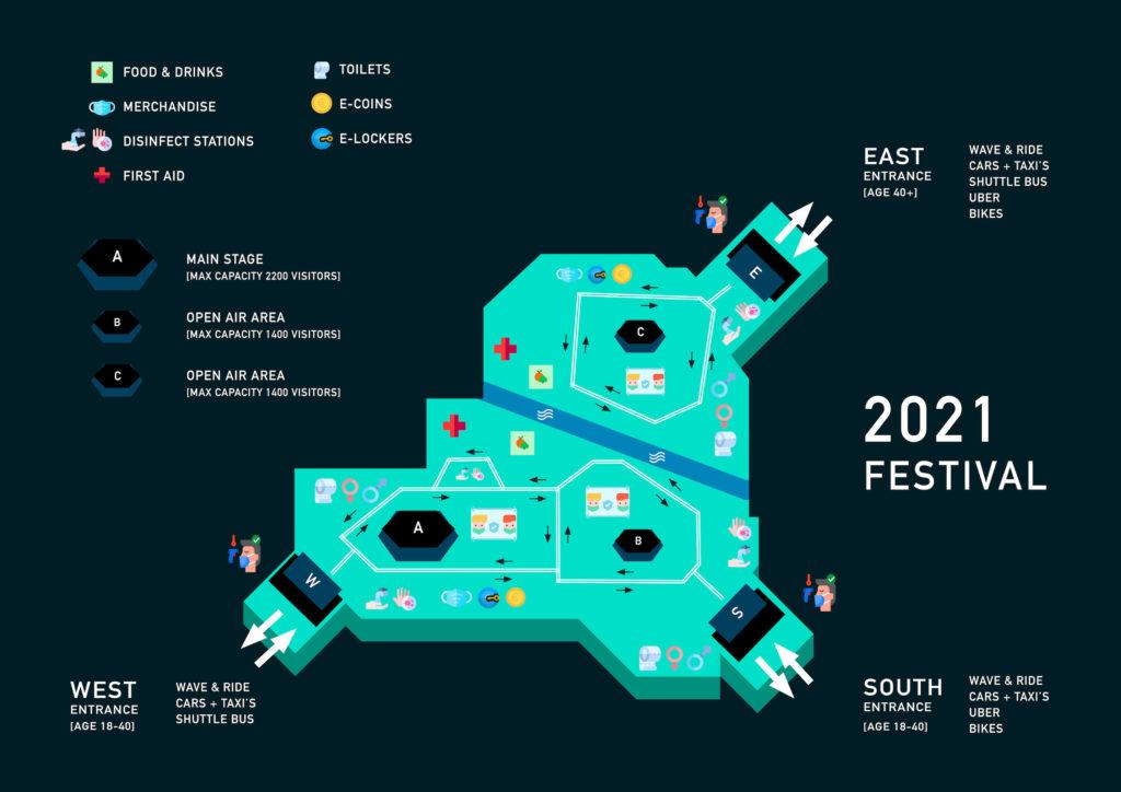 Kaart festival 2021